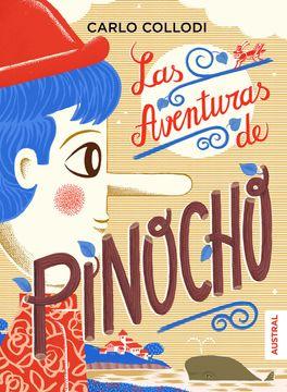 portada Las Aventuras de Pinocho