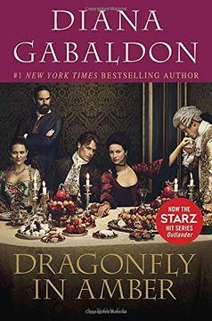 portada Dragonfly in Amber (Outlander) (libro en Inglés)