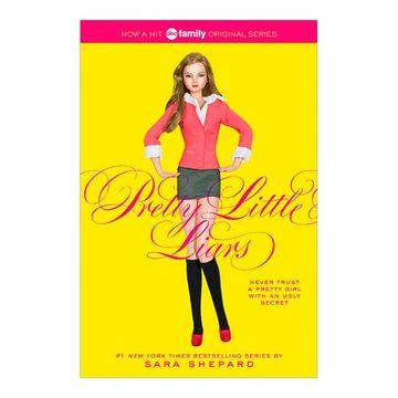 portada Pretty Little Liars (libro en Inglés)