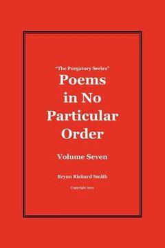 portada poems in no particular order