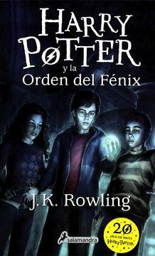 portada Harry Potter y la Orden del Fenix