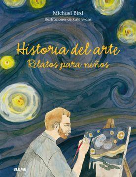 portada Historia del Arte. Relatos Para Niños