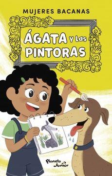 portada Agata y las Pintoras