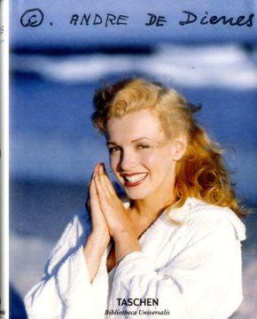 portada André de Dienes. Marilyn Monroe (Bibliotheca Universalis)