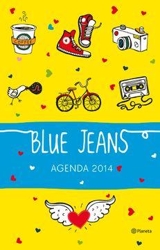 portada Agenda Blue Jeans