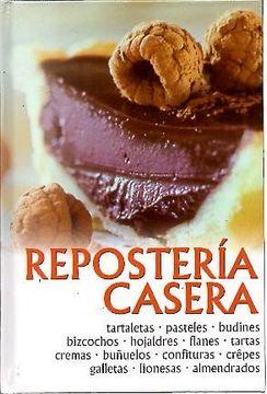 portada REPOSTERIA CASERA.