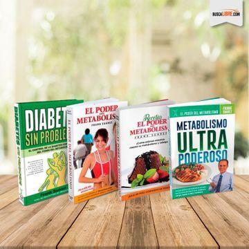 portada Metabolismo Ultrapoderoso Pack