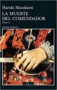 portada La Muerte del Comendador (Libro 2)