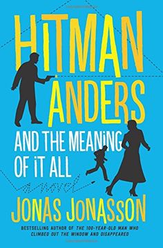 portada Hitman Anders and the Meaning of it all (libro en Inglés)