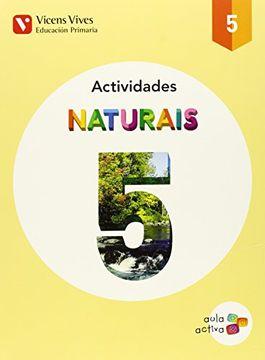 portada Naturais 5 Actividades (aula Activa)