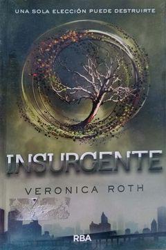 portada INSURGENTE (DIVERGENTE)