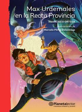 portada Max Urdemales en la Recta Provincia