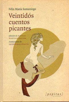 portada Veintidós Cuentos Picantes. Edición De Alfonso Martínez Galilea. Dibujos De Javier Jubera García