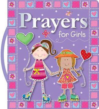portada prayers for girls