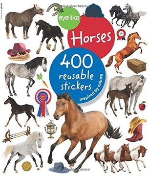 portada Eyelike Stickers: Horses