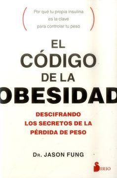 portada El Código de la Obesidad