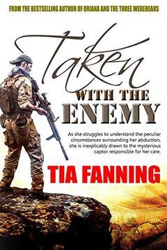 portada Taken With the Enemy (libro en inglés)