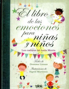 portada El Libro de las Emociones Para Niñas y Niños