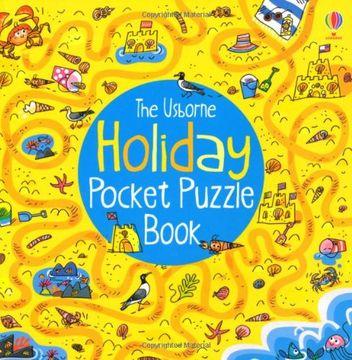 portada Holiday Pocket Puzzle Book (Pocket Puzzle Books)
