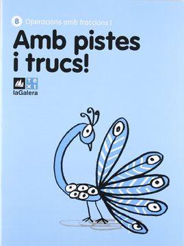 portada Amb Pistes i Trucs! 8 (libro en Catalán)