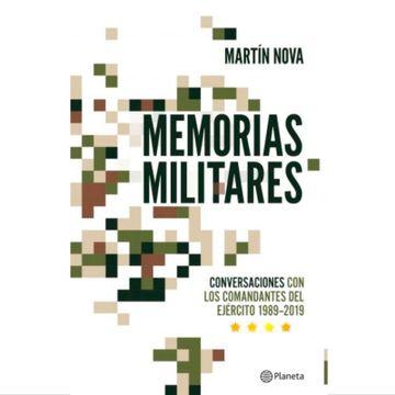 portada Memorias Militares