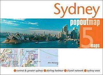 portada Sydney PopOut Map (PopOut Maps)