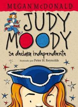 portada Judy Moody se Declara Independiente