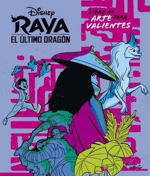 portada Raya y el Último Dragón