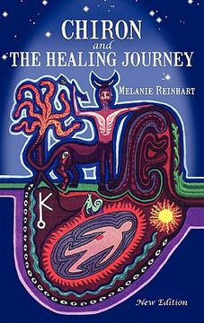 portada chiron and the healing journey