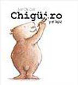 portada Chiguiro y el Lapiz