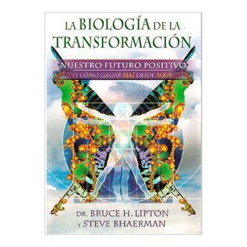 portada La Biologia de la Transformacion