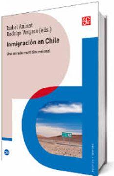 portada Inmigracion en Chile. Una Mirada Multidimensional