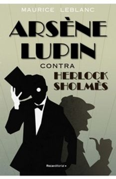 portada Arsene Lupin Contra Herlock Sholmes