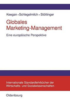portada Globales Marketing-Management (Internationale Standardlehrbucher der Wirtschafts- und Sozia) (libro en Alemán)