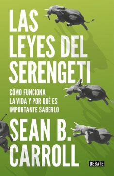 portada Las Leyes del Serengeti