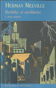 portada Bartleby, el Escribiente y Otros Cuentos