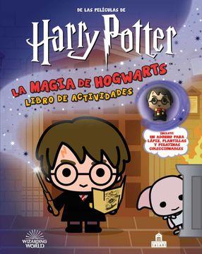 portada Harry Potter. La Magia de Hogwarts