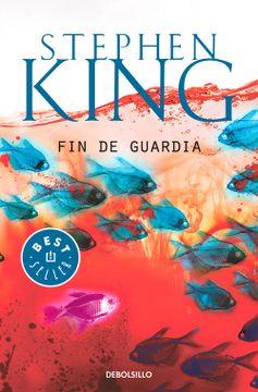 portada Fin de Guardia (Trilogía Bill Hodges 3)