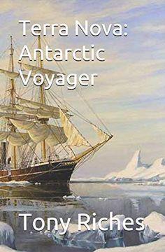 portada Terra Nova: Antarctic Voyager (libro en inglés)