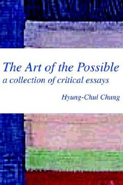 portada the art of the possible: a collection of critical essays