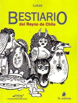 portada Bestiario del Reyno de Chile