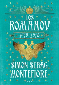 portada Los Románov 1613-1918