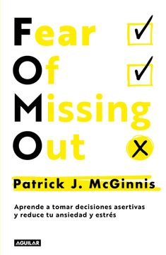 portada FOMO: Fear of missing out