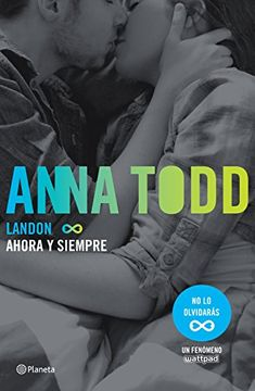 portada Landon. Ahora y Siempre (Edición Mexicana) (Spanish Edition)