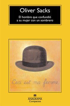 portada El Hombre que Confundio a su Mujer con un Sombrero