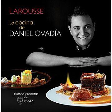 portada Cocina De Daniel Ovadia, La / Pd