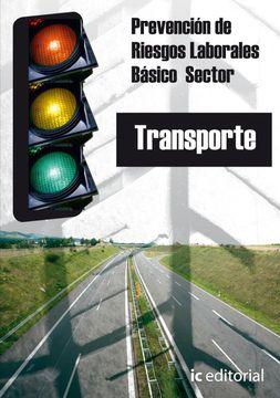 portada Prevención de Riesgos Laborales Básico - Sector Transportes