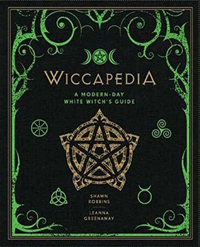 portada Wiccapedia: A Modern-Day White Witch's Guide