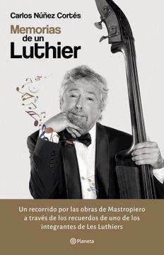 portada Memorias de un Luthier
