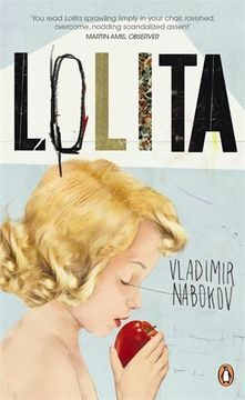 portada Lolita (libro en inglés)